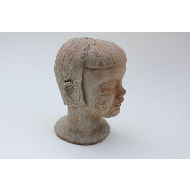Vintage Studio Pottery Head Bust - Image 5 of 8