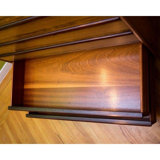 Mid Century Westnofa Rosewood Highboy Dresser - Image 11 of 11