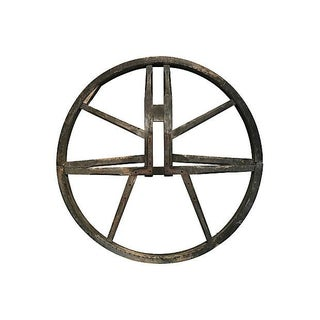 English Church Bell Wheel