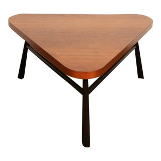 Robsjohn-Gibbings Triangular Coffee Table