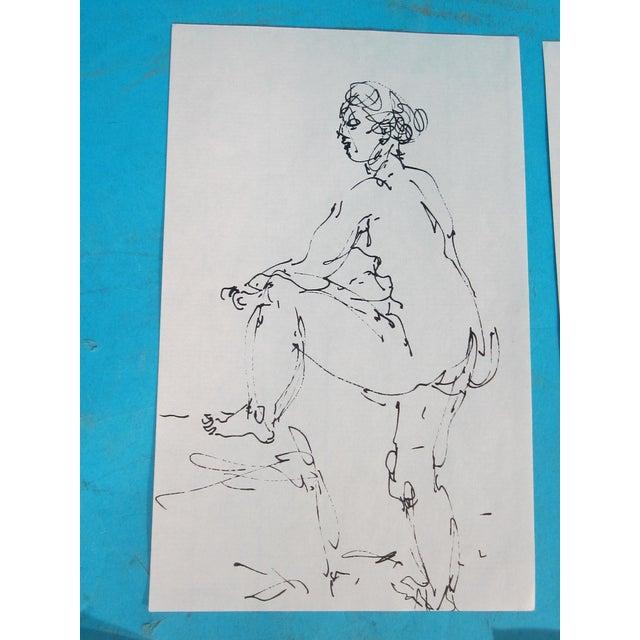 Nude Studies - Set of 4 - Image 5 of 6