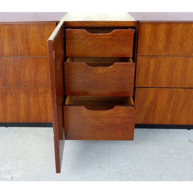 Mid Century Modern Dresser by National Furniture Co  Of Mt  Airy  n c. Mid Century Modern Dresser by National Furniture Co  Of Mt  Airy