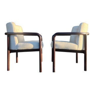 Mid-Century Directional Custom Collection Chairs - A Pair