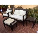 Image of Dedon Panama Outdoor Furniture Pieces - Set of 4