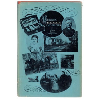 'Buggies, Blizzards and Babies' Book by Cora Frear Hawkins