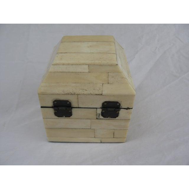 Image of Chinese Bone Inlay Box
