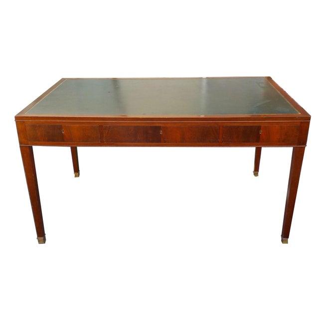 Lysberg Hansen & Therp Wood Minimalist Desk - Image 1 of 9