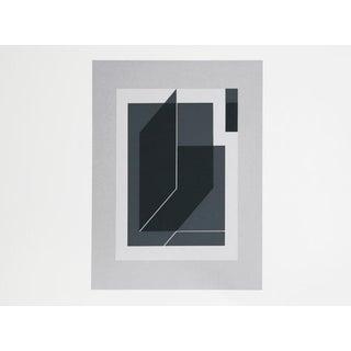 "Josef Albers ""Portfolio 1, Folder 25, Image 1"" Print"