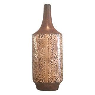 Bohemian Ceramic Vase
