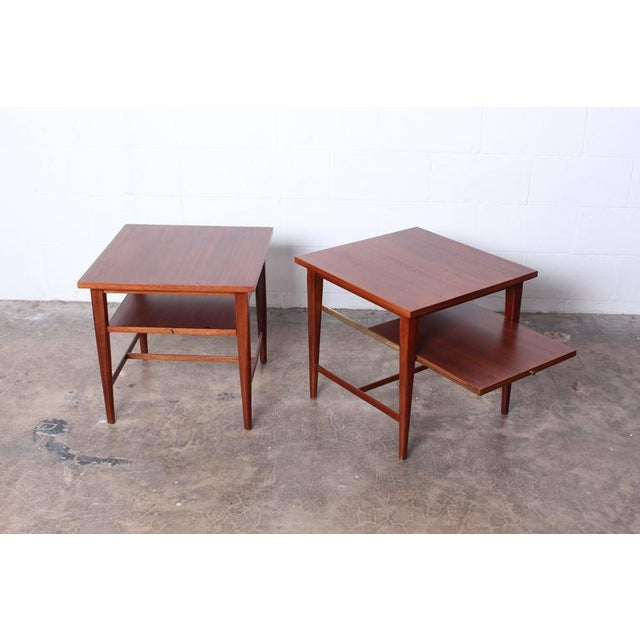 Pair of End Tables by Paul McCobb for Calvin - Image 7 of 10