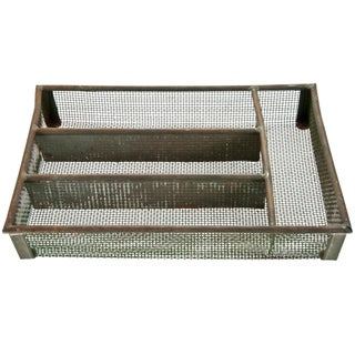 French Wire Cultery Tray