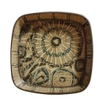 Image of 1970s Nils Thorsson Baca Series Faience Bowl