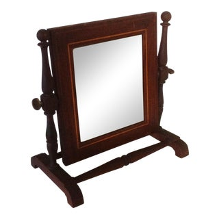 Table Mirror on Stand