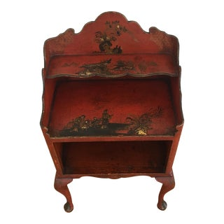 Vintage Chinoiserie Side Table