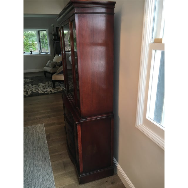 Traditional China Hutch - Image 8 of 10