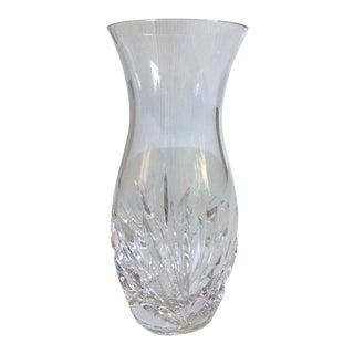 Vintage Wedgwood Crystal Bud Vase
