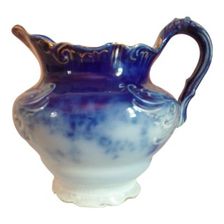 La Belle Flow Blue Pitcher