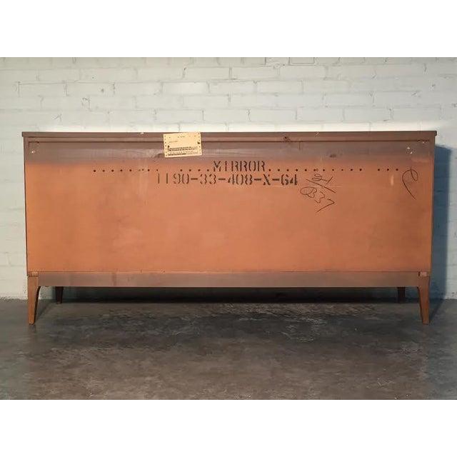 Mid-Century Modern Walnut Dresser - Image 7 of 11