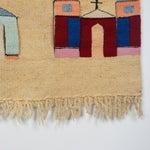 Image of Vintage Fiber Art Southwestern Woven Hanging