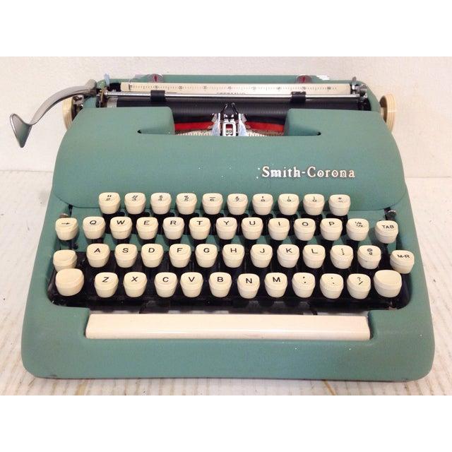 Vintage Smith Corona Sterling Typewriter - Image 3 of 6