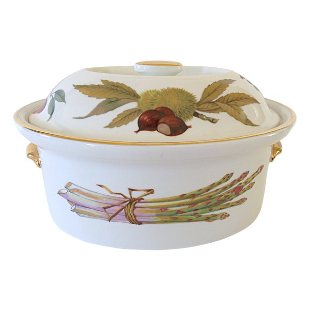 Image of Royal Worcester Tureen
