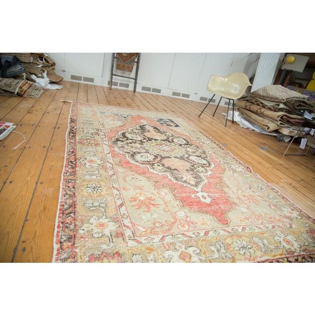 Vintage Oushak Carpet - 4′10″ × 8′2″ - Image 2 of 10