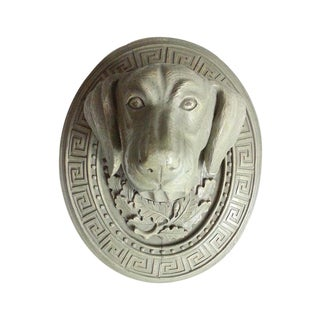 Dog Head Wall Hanger