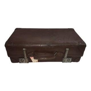 Vintage Kelvin Cardboard English Suitcase