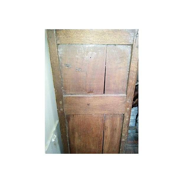 Image of 17th-Century Welsh Carved Oak Cupboard