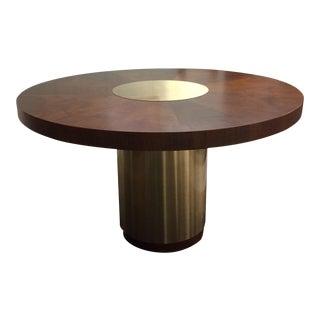 John Stuart Round Dining Table