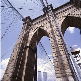 Karen A. Dombrowski-Sobel Brooklyn Bridge Photograph