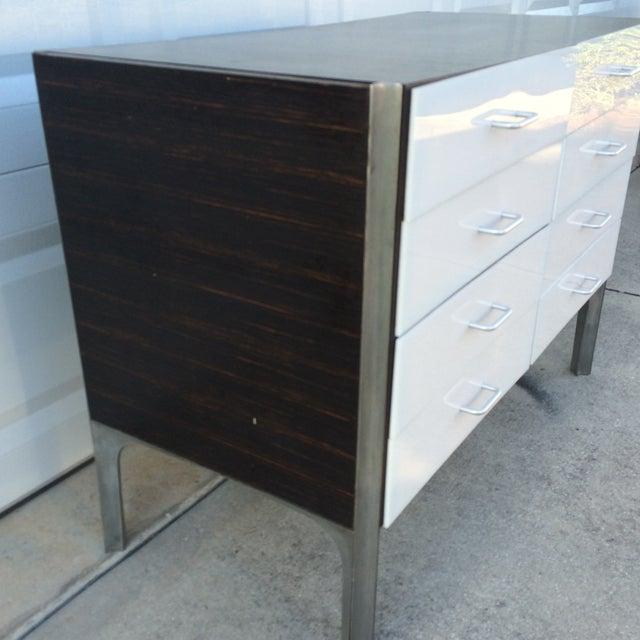 Mid-Century Modern Raymond Loewy Chest Dresser - Image 6 of 8