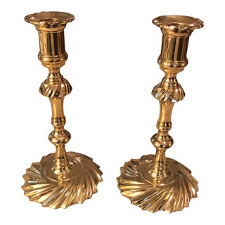 Baldwin Candle Holders - a Pair