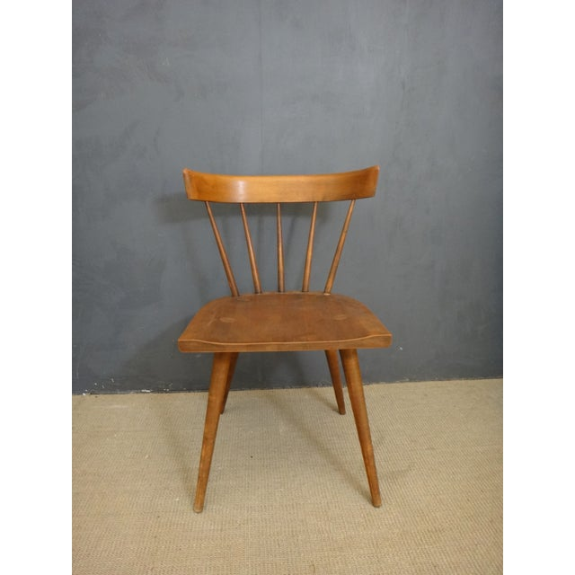 Paul McCobb Mid-Century Dining Chairs - Set of 6 - Image 5 of 6