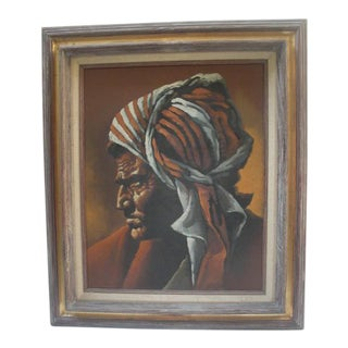 Painting of Man in Turban