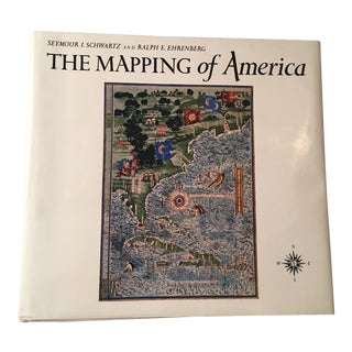 """""""The Mapping of America"""" Book"""