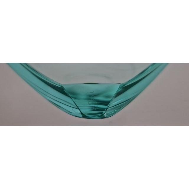 Erwin Burger Fontana Arte Glass Dishes - A Pair - Image 6 of 8