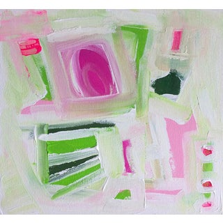 Linnea Heide Abstract Painting 'HAPPiLY EVER AFTER'