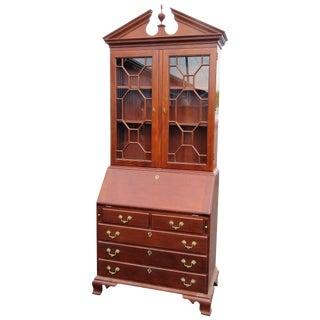 Stickley Walnut Secretary Desk