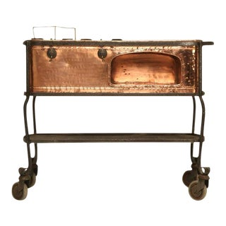 Parisian Copper Dessert Cooker