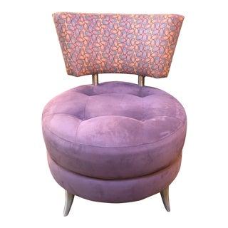 Lazar Industries Modern Swivel Side Chair