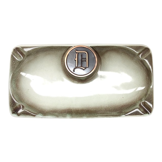 The Hyde Park No 1935 Initial D Ashtray - Image 1 of 10