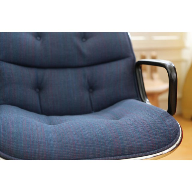 Mid-Century Modern Knoll International Desk Chair - Image 7 of 9