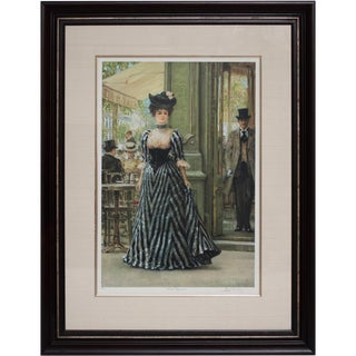 """Alan Mailey """"The Promise"""" Lithograph Signed by the Artist"""