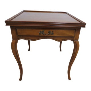 John Widdicomb French Regency Side Table
