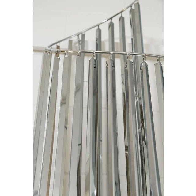 Curtis Jere Silver Kinetic Wall Hanging - Image 8 of 8