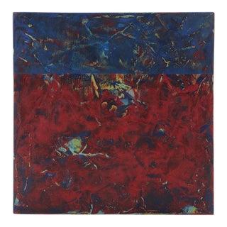 Babette Herschberger Acrylic Painting