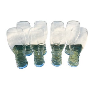 Pilsner Beer Glasses - Set of 8