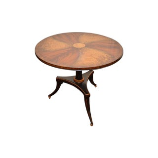 Woodbridge Furniture Round Accent Table