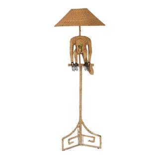 Mario Lopez Torres Monkey Lamp